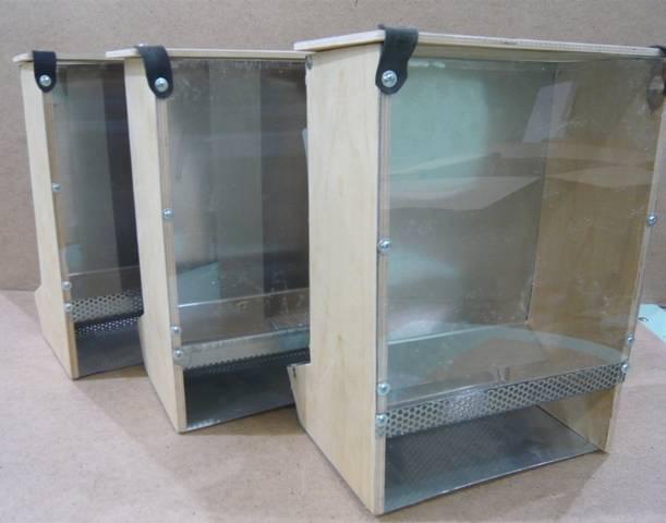 Делаем бункерную кормушку для кроликов самостоятельно: расчеты, материалы и пошаговая инструкция