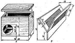Как изготовить маточник для кроликов по чертежу своими руками