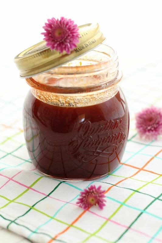 Приготовление искусственного мёда