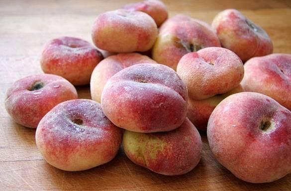 Инжирный персик – сладкий гибрид