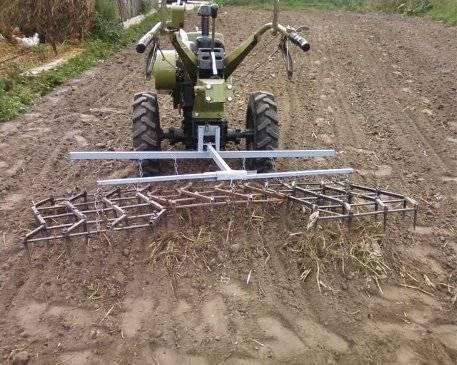 Как правильно сажать, культивировать и убирать картофель с помощью мотоблока