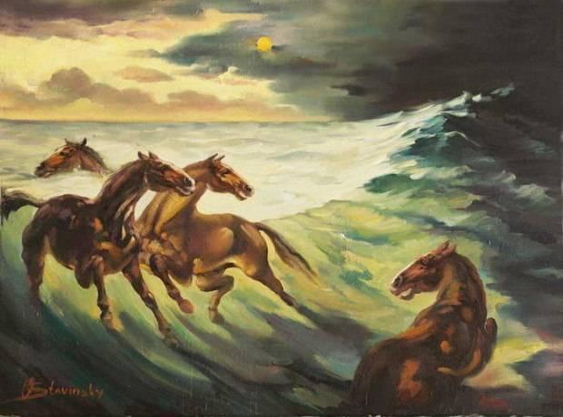 Сонник плавать в воде и видеть плывущих лошадей. к чему снится плавать в воде и видеть плывущих лошадей видеть во сне - сонник дома солнца
