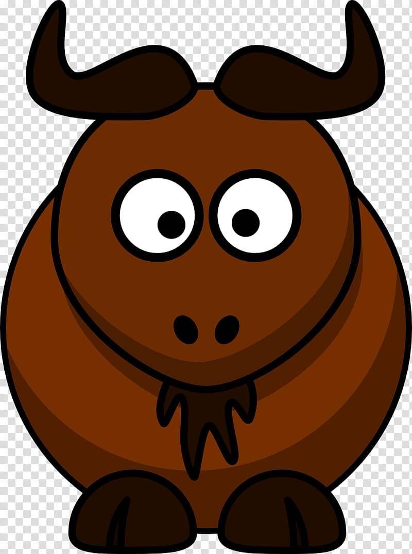 Виды диких быков