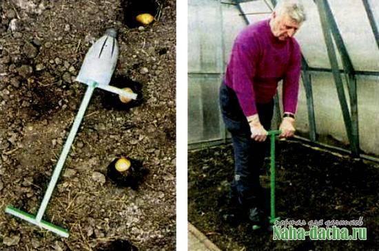 Маркер для посадки картофеля: предназначение, виды и конструкции