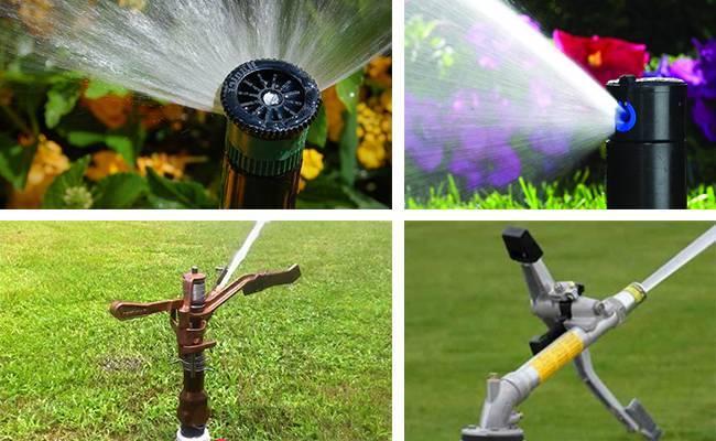 Как сделать самостоятельно поливочную систему для газона: инструкция
