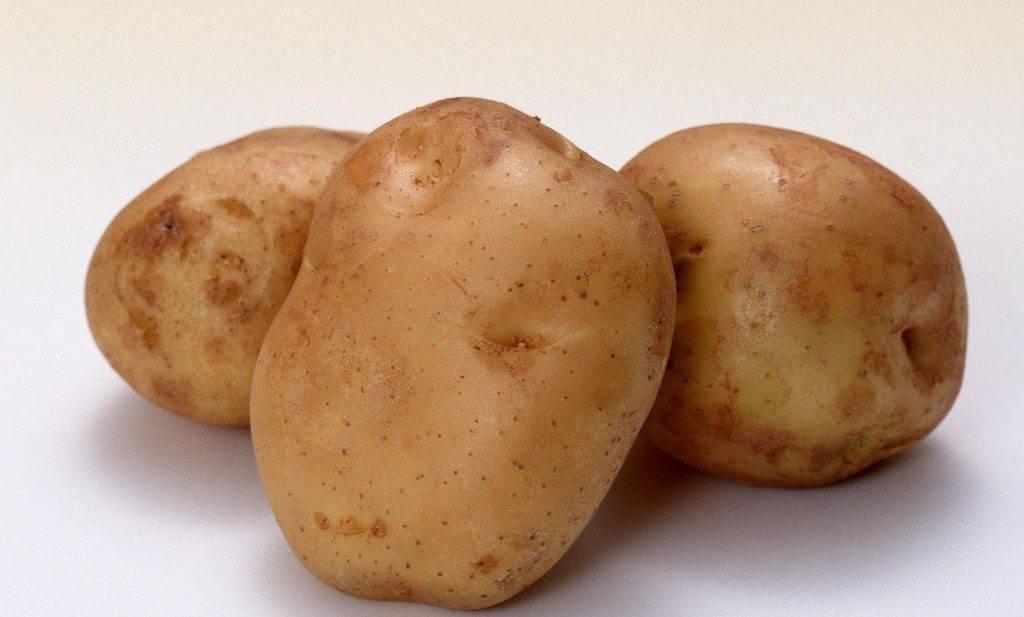 Список сортов картофеля, рекомендуемых в 2010 г. для выращивания в рф