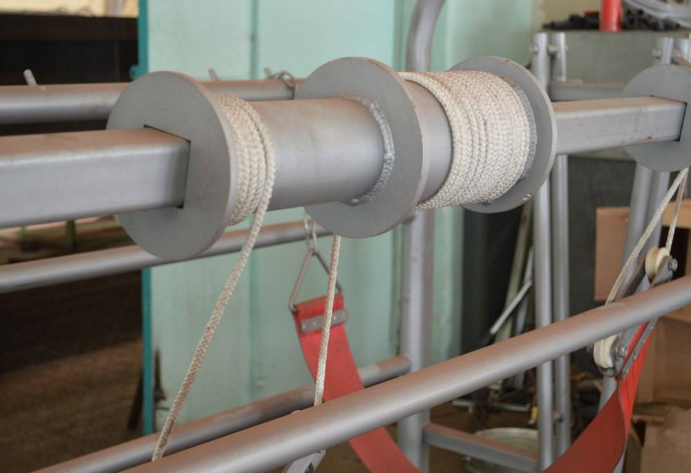 Станок для фиксации, обработки и обрезки копыт крс