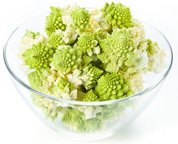 Капуста романеско — описание и правила выращивания «кораллового» овоща со сливочным вкусом