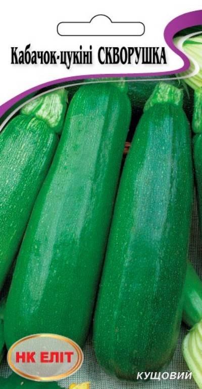 Кабачок: выращиваем правильно