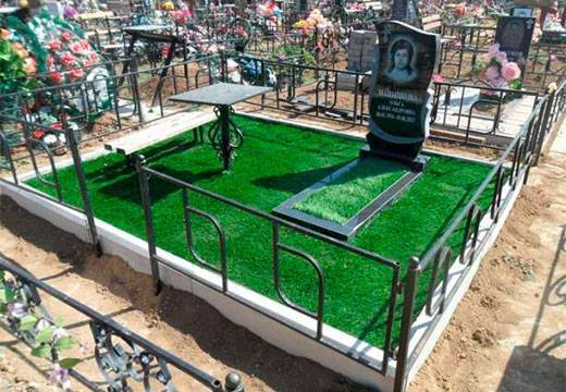 Чем вывести и как навсегда избавиться от травы на кладбище