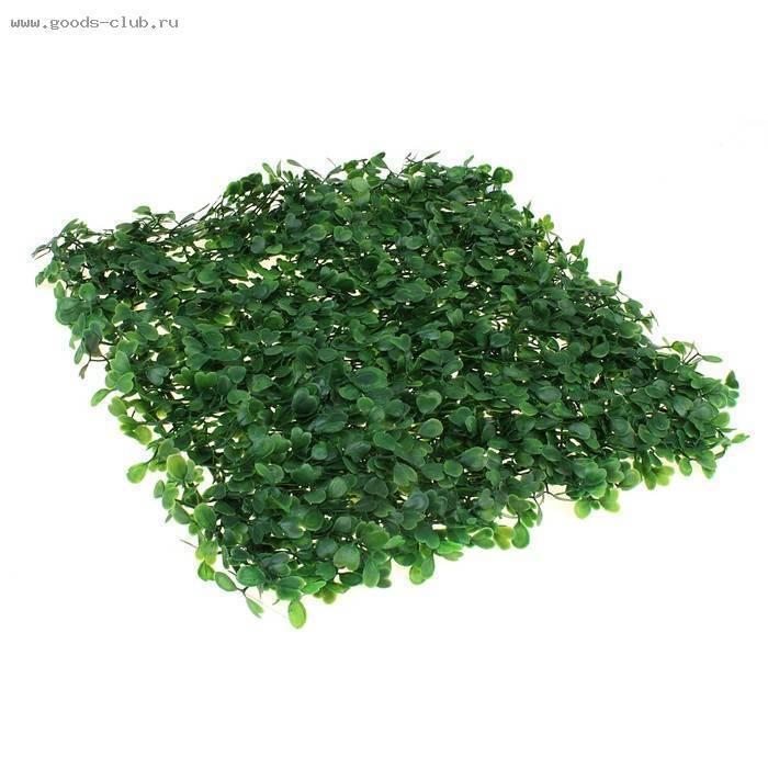 Искусственная трава.  ассортимент