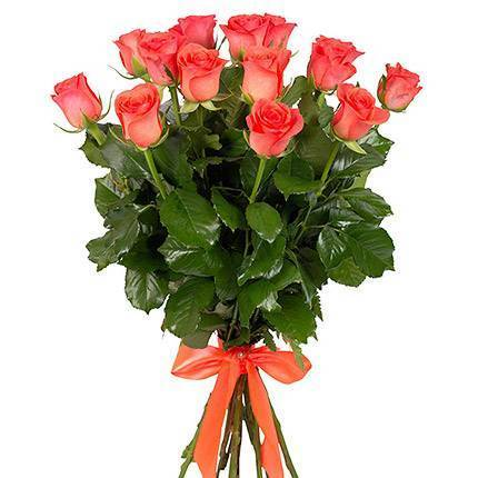 Коралловые розы
