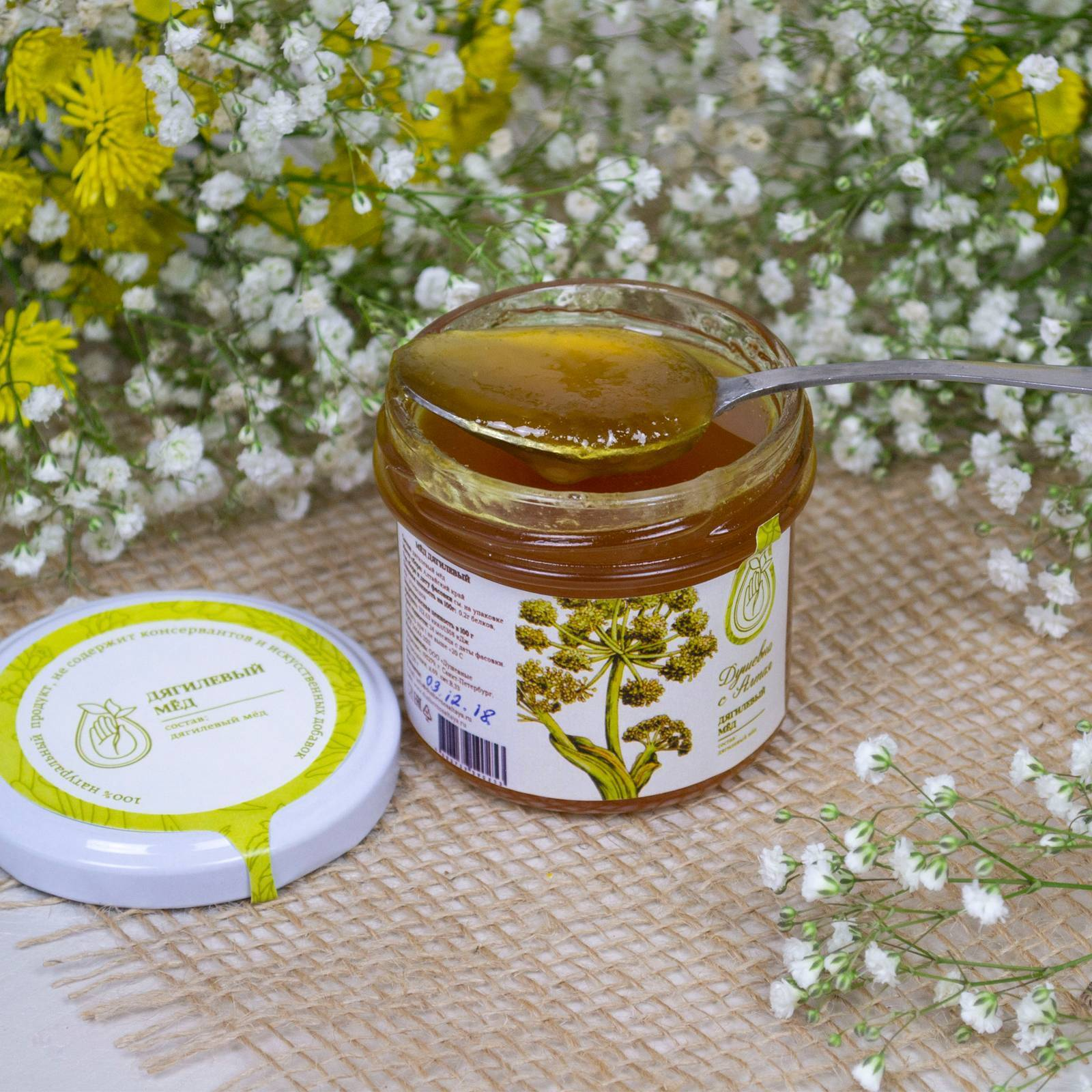 Дягилевый мед – секреты уникального продукта