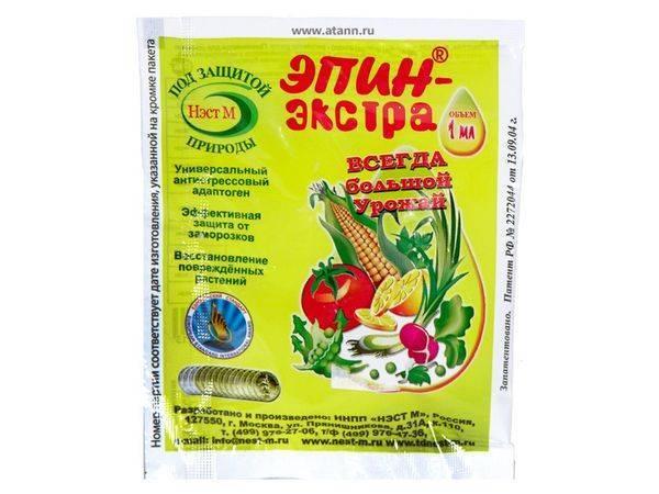 Эпин экстра отзывы для рассады помидор можно поливать под корень?