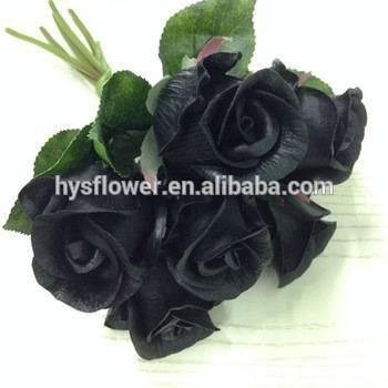 Черная роза что значит