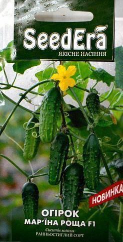 Огурец марьина роща