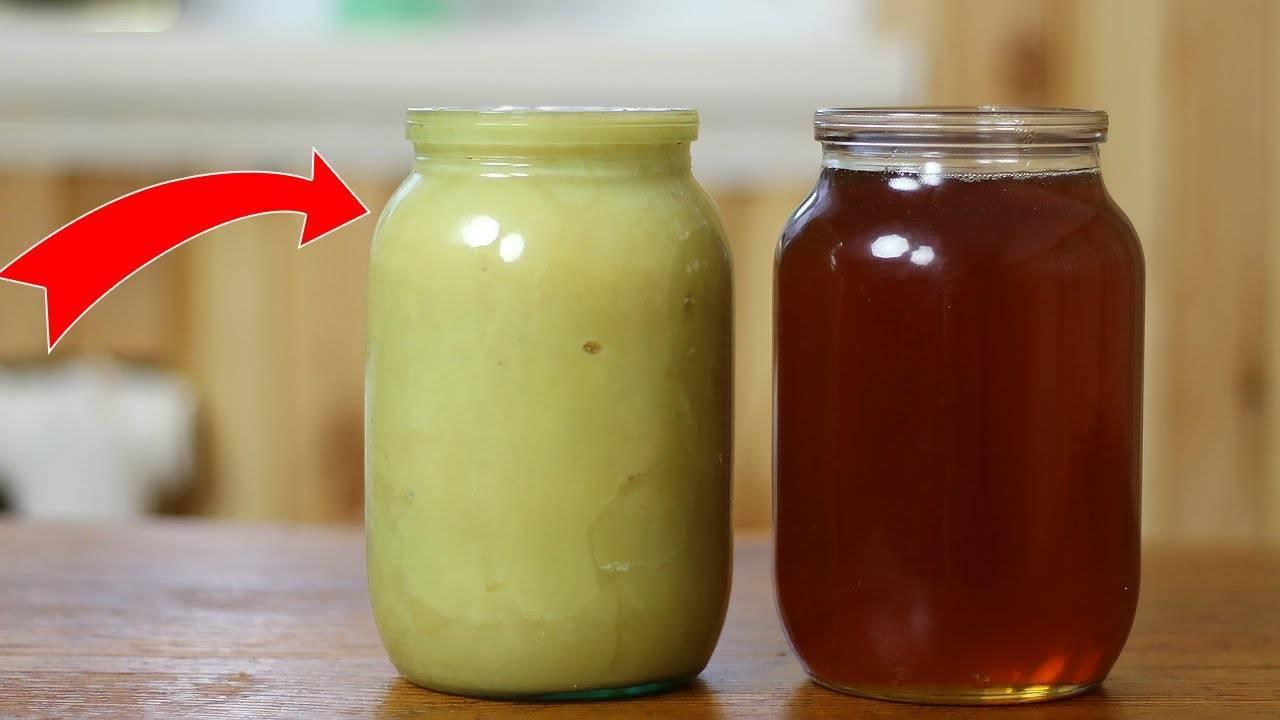 Почему мед мутный, а не прозрачный, растворяется ли свежий мед в холодной воде