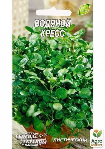 Выращивание кресс-салата на подоконнике