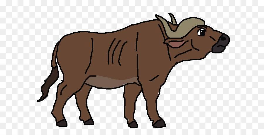 Крупный рогатый скот и его использование человеком