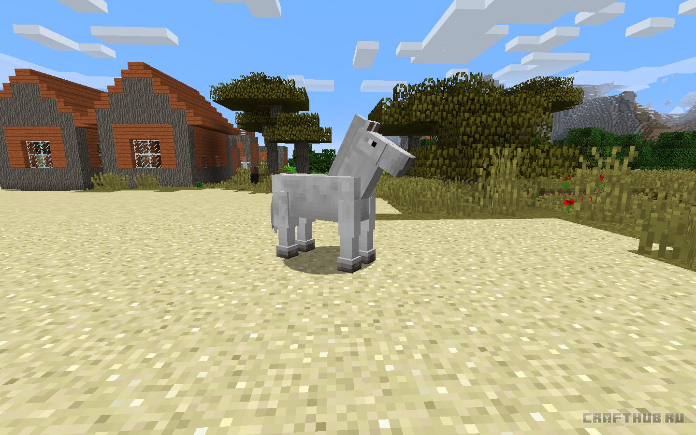 Mo'creatures/лошади — minecraft wiki
