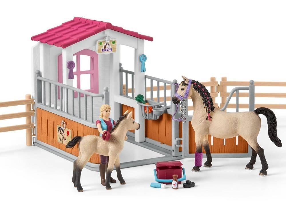Конюшня для лошадей: проекты и идеи