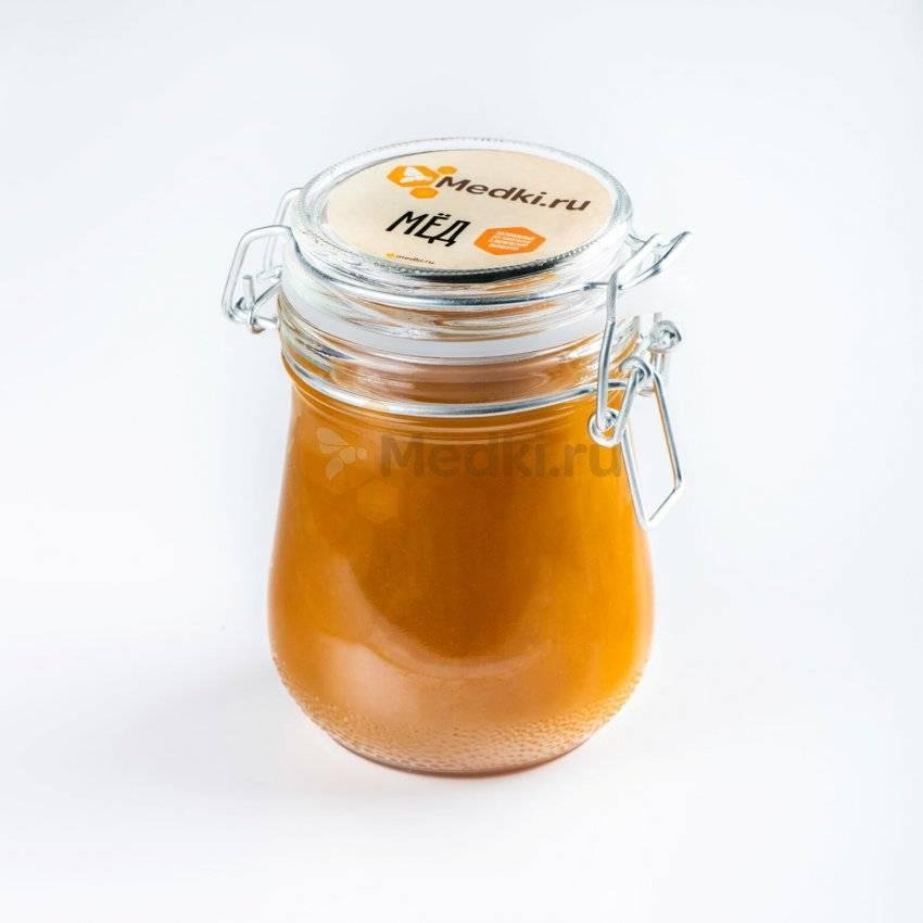 Дягилевый мед— описание, состав, польза ивред