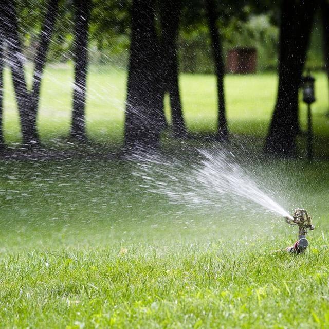 Система автоматического полива газона своими руками