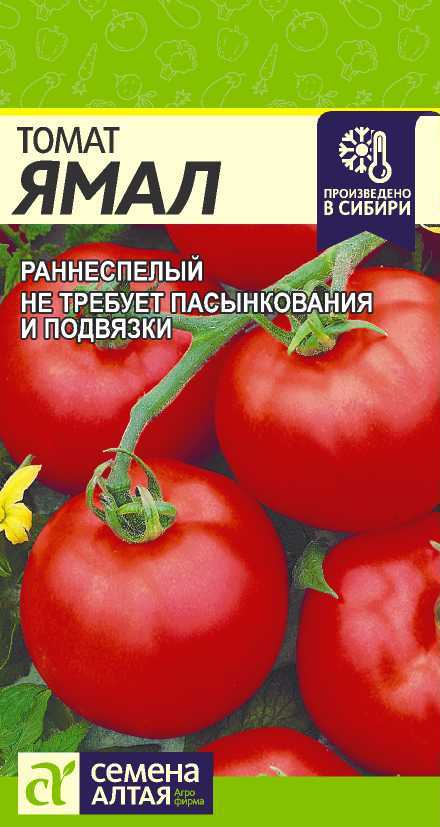 Томат ямал: характеристика сорта и описание этапов выращивания