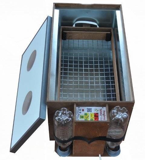 Инкубация яиц в инкубаторе блиц