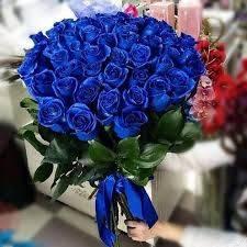 Есть ли в природе синие розы