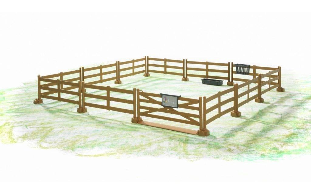 Как построить конюшню для лошадей своими руками