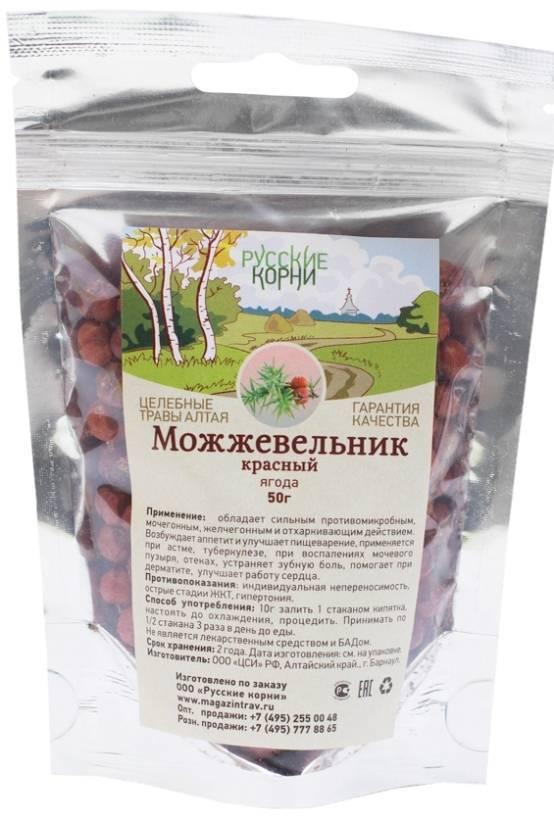 Ягоды можжевельника (плоды) – лечебные свойства и противопоказания, применение