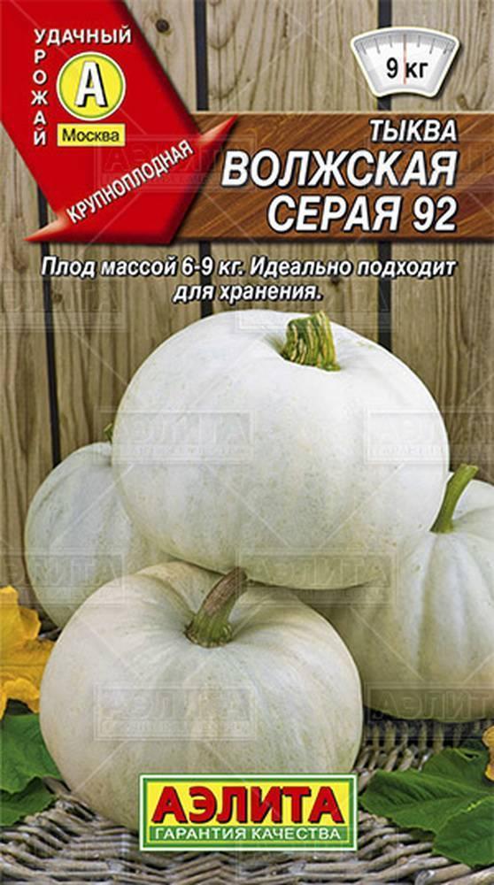 Обзор лучших сортов тыквы