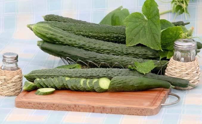 «драгоценный» овощ на ваших грядках: огурец изумрудная россыпь f1
