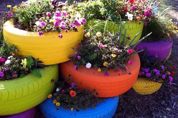 Как сделать цветник из многолетников непрерывного цветения?