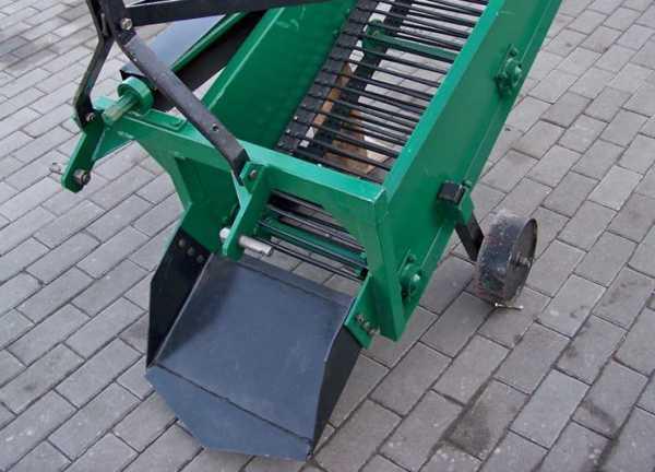 Обзор картофелекопалок для мотоблока нева