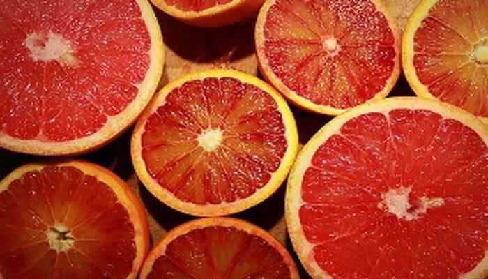Как называется красный апельсин