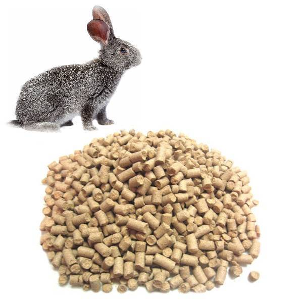 Состав комбикормов для кроликов, их виды, приготовление своими руками