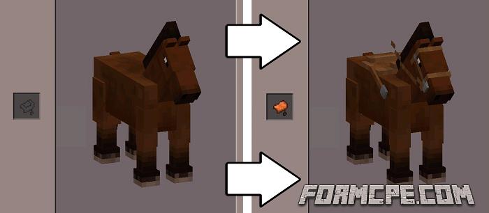 Mo'creatures/лошади
