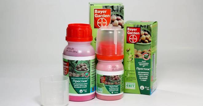 Престиж для обработки картофеля: описание, принцип действия, токсичность, инструкция по применению, меры предосторожности, аналоги, отзывы