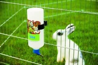 Пошаговое изготовление кормушек для кроликов: как сделать своими руками?