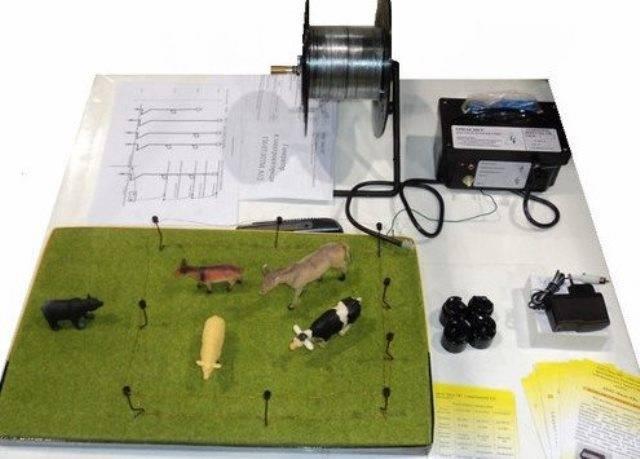 Электропастух для коров: как выбрать и как сделать?