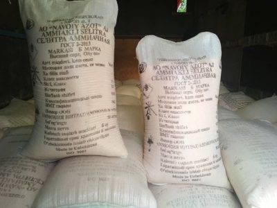 Кальциевая селитра: свойства минерального удобрения и инструкция по применению
