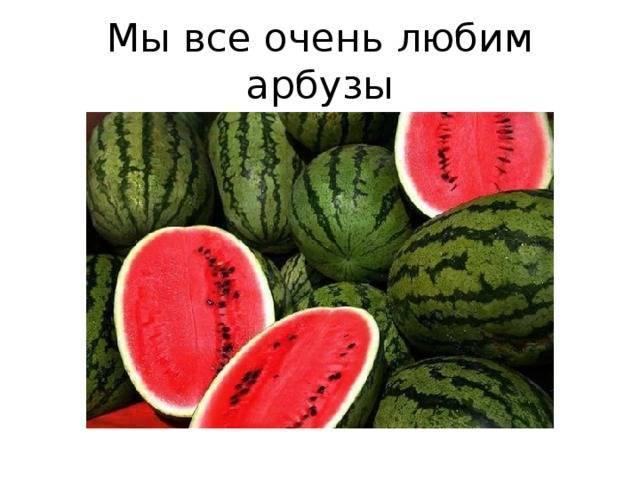 Почему арбуз ягода а дыня фрукт