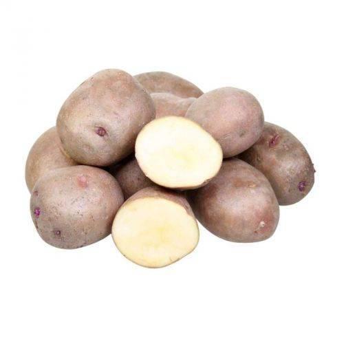 """Картофель """"шмякнутый"""""""