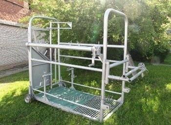 Станок для обработки копыт у коров: принцип работы устройства, преимущества и недостатки, особенности использования