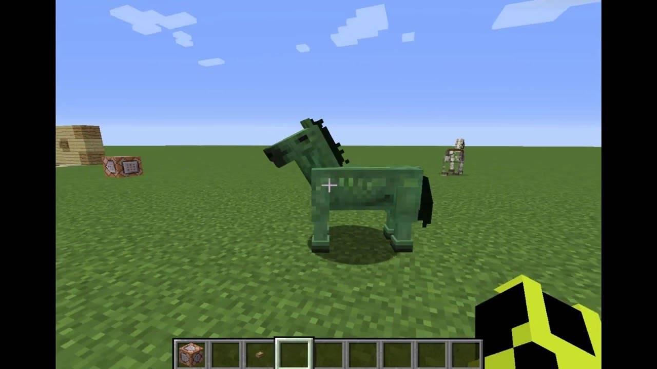 Лошадь — minecraft wiki