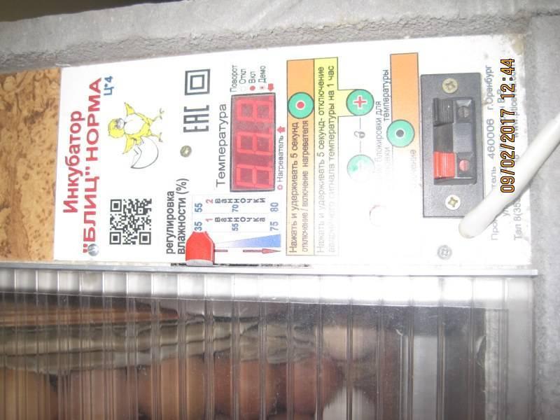 Руководство по эксплуатации инкубатор автоматический бытовой «блиц норма» ц8 - pdf free download