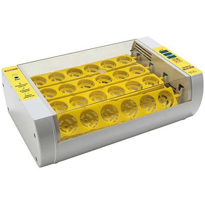 Инкубация куриных яиц в инкубаторе несушка — как закладывать яйца