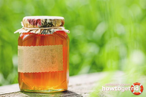 Как растопить мед, если он засахарился